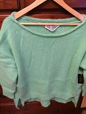 JUICY COUTURE MOHAIR PULLOVER NWT IN MINT
