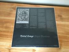 BODUF SONGS Abyss Versions LP burial hex radiohead pan american wooden shjips