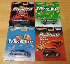 HOT WHEELS POP CULTURE SET OF  4 CARS NEW Real Riders Long Gone EL CAMINO