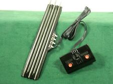 POST WAR  LIONEL #RCS REMOTE CONTROL TRACK SECTION w/CONTROL REWIRED TESTED