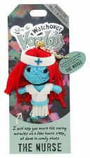 """Watchover VOODOO DOLL Keychain, THE NURSE Nurses are Angels In Disguise, 3"""" Tall"""
