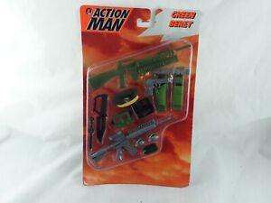 Hasbro Action Man Green Beret equipment accessories