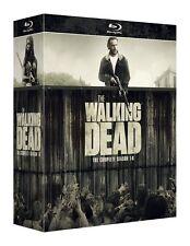 "WALKING DEAD COMPLETE SEASON 1-6 BOX SET 26 DISCS BLU-RAY RB AUS ""NEW&SEALED"""