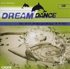 Dream DANCE 28 (2003) lambda, kate ryan, pulsedriver, Groove Coverage [double CD]