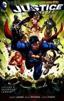 Justice League Vol. 6: Injustice League [The New 52]