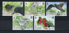 Pitcairn Islands 2011 Rare Birds of Henderson Island set UM (MNH)