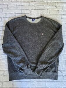 Champion Grey Sweatshirt Ladies Large