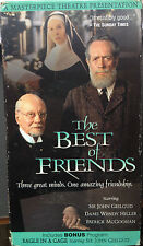 Best of Friends/Eagle in a Cage (VHS, 2-Tape Set) John Gielgud double feature