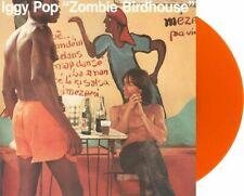 Iggy Pop – Zombie Birdhouse Lp Vinyl Orange NEW!