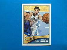 2015-16 Panini NBA Sticker Collection n.273 Danilo Gallinari Denver Nuggets