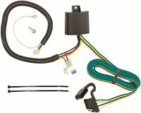 Trailer Wiring Harness Kit For 17-19 Honda CR-V All Styles Plug & Play T-One NEW