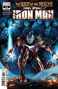 Tony Stark Iron Man #13 Cover A Lozano 6/19/19 NM
