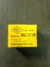 Positive Ground Rectifier Replaces Lucas 49072