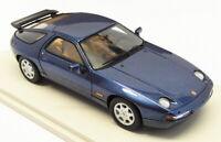 Spark 1/43 Scale Model Car S4944 - Porsche 928 S4 GT - Metallic Blue