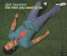 NICK HEYWARD Man UNRELEASE & DEMO CD Single HAIRCUT 100