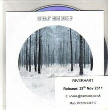 (CH179) Riverhart, Ghost Dance EP - 2011 DJ CD
