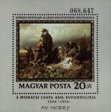 Hungary 1976 Mi BL 120 ** Painting Gemälde Peinture Malarstwo