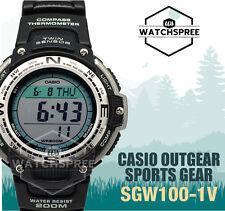 Casio Outgear Sports Gear Twin Sensor Watch SGW100-1V