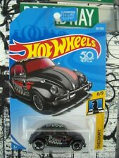'18 HOT WHEELS VW VOLKSWAGEN BEETLE 1:64 SCALE CHECKMATE SERIES
