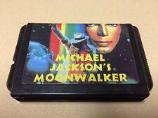 Michel Jackson Moon Walker Mega Drive JP GAME. Reproduction