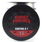 Kanthal A-1 Spools by Kidney Puncher 30', 100', 250', 500' 18g-46g