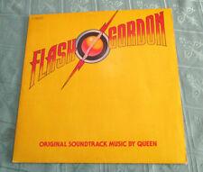 QUEEN (LP) FLASH GORDON ♫♫ [EMI 1980 ED1 +OIS FREDDIE MERCURY **GERMAN PRESSING]