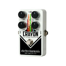 Electro-Harmonix Crayon 69 Guitar Overdrive Effects Pedal