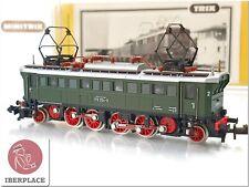 N 1:160 escala locomotive locomotora trenes Trix Minitrix 2974 BR 175 054-6 DB <