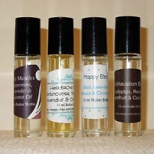 Deluxe Pain Relief Essential Oil Blend Combo Pack - Save 35% - Free Shipping