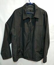 Black Geoffrey Beene Light Weight Men's Jacket Size L