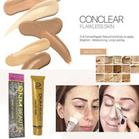 DNM Spots Blemish Full Coverage Cream Face Concealer Silky Smooth Foundation NEW