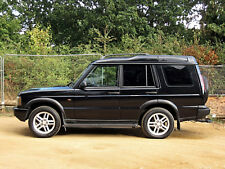 2004 LAND ROVER DISCOVER 2 TD5 LANDMARK 7 SEATS LEATHER SUNROOFS CRUISE ALLOY