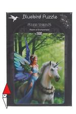 PUZZLE GRAFICA BLUEBIRD FANTASY ANNE STOKES - REALM OF ENCHANTMENT 1500 PZ