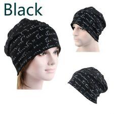 Caliente de invierno de algodón poliéster tejido de Esquí Beanie Cráneo  Unisex Hip-Hop Gorra 1c0ef3b7834