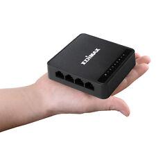8-Port Fast Ethernet Desktop conmutador de red Edimax es-3308pv3 de distribución