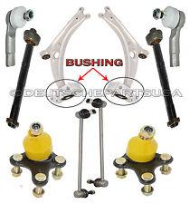 FRONT LOWER CONTROL ARMS BUSHING Tie Rod Sway Bar VW PASSAT CC Suspension Kit 12