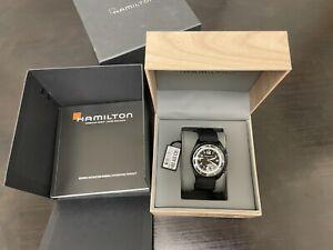 Hamilton Khaki Aviation Pioneer Pilots Watch Automatic H80485835 Swiss Made