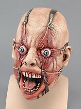 New Mens Fear Scary Creepy Adult Horror Eyes Face Mask for Halloween Party