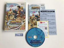 One Piece Unlimited Cruise - Nintendo Wii - JAP - Avec Notice