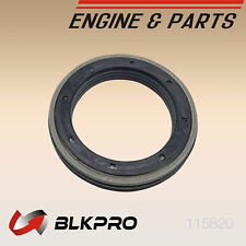 FRONT CRANKSHAFT OIL SEAL Fully Rubber Coated For  5.9 6.7 Cummins QSB ISB 4.5