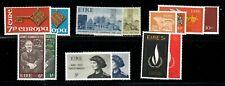 Ireland 1968 Year Set (14 stamps) - MNH