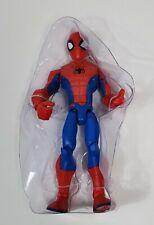 """Disney Toybox Spider-Man Action Figure Marvel Spider-Verse Mint Loose 5"""" 2020"""