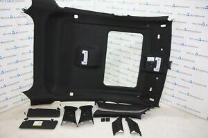 BMW F16 X6 Black Anthrazit Headlining Roof Ceiling Dachhimmel Himmel Schwarz