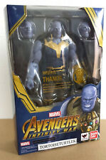 Bandai S.H.Figuarts THANOS Avengers Infinity War Action Figure Marvel