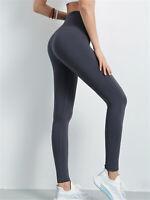 Anna-Kaci Women's High Waisted Leggings Tummy Control Workout Yoga Pants