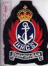Canada Royal Canadian Navy RCN WWII HMCS Shawinigan (K136) Corvette Flower Class