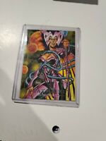 1992 Marvel Masterpieces Lost Lady's Deathbird #LM-3