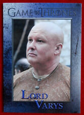 GAME OF THRONES - Season 6 - Card #45 - LORD VARYS - Rittenhouse 2017