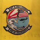 US Navy Helicopter Anti-Submarine 14 Det B USS Lassen SQUADRON Patch 9/13