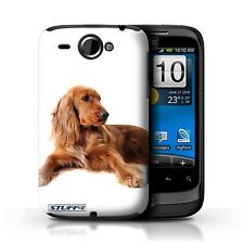 Stuff 4 Case/Case/Back Cover for HTC Wildfire/g8/Dog/Dogs